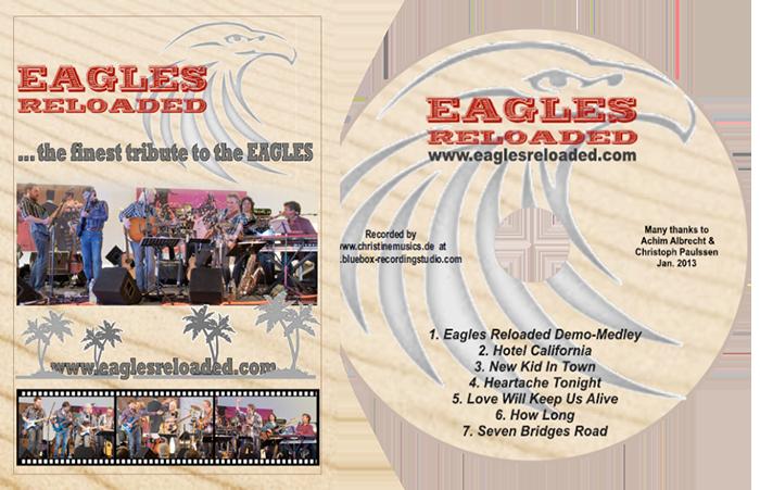 Eagles Reloaded Musik CD
