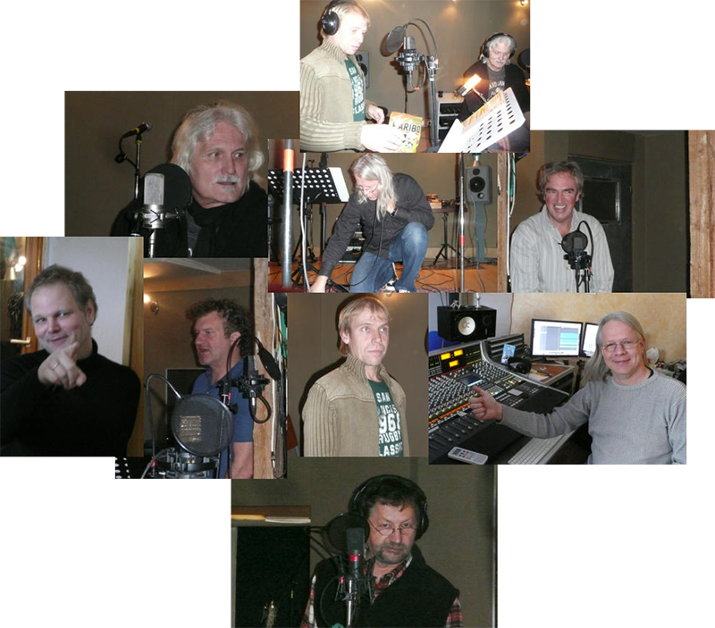 Eagles Reloaded Recording Session 2012
